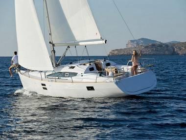 Elan 40 Impression (CBM Realtime) - Split - Charter Boote Kroatien
