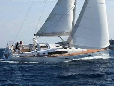 Oceanis 50 (CBM Realtime) - Kastel Gomilica - Charter plovila Hrvaška