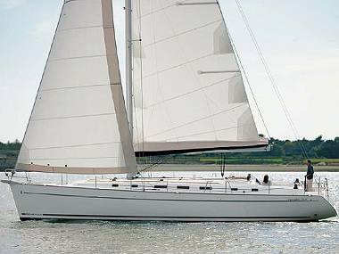 Cyclades 50.5 (CBM Realtime) - Kastel Gomilica - Charter hajókHorvátország