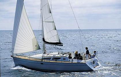 Jeanneau SO 35 (code:PLA 262) - Kastel Gomilica - Charter ships Croatia