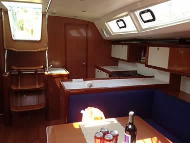 Oceanis 54 (CBM Realtime) - Sibenik - Charter boten Kroatië