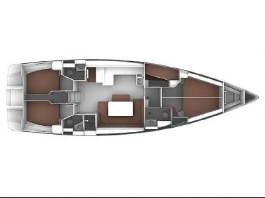 Bavaria Cruiser 51 (CBM Realtime) - Seget Donji - Charter boten Kroatië