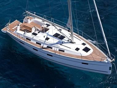 Bavaria 40 Cruiser (CBM Realtime) - Šibenik - Charter plovila Hrvaška