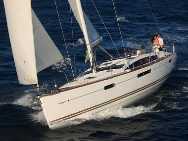 Jeanneau 53 (CBM Realtime) - Betina - Charter hajókHorvátország