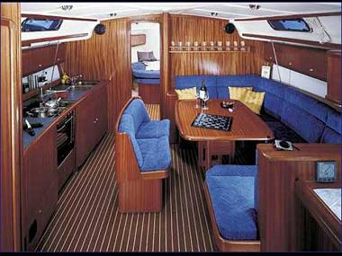Bavaria 44 (CBM Realtime) - Zadar - Charter plovila Hrvaška