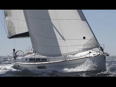 Sun Odyssey 44 i (CBM Realtime) - Пула - Чартер ХорватияХорватия