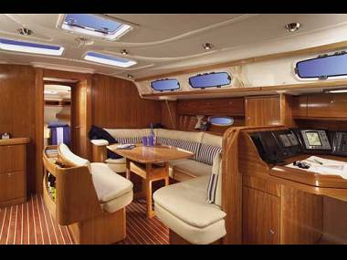 Bavaria 46 Cruiser (CBM Realtime) - Seget Donji - Czarter statki Chorwacja