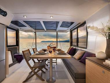 Bali 4.0 (CBM Realtime) - Zadar - Charter ships Croatia