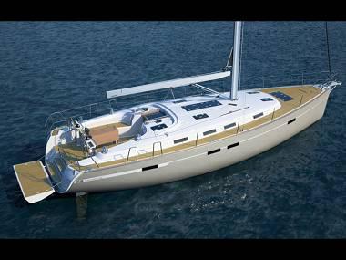 Bavaria Cruiser 45 (CBM Realtime) - Seget Donji - Charter plavidlá Chorvátsko