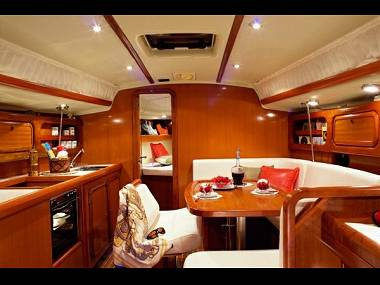 Grand Soleil 40 (CBM Realtime) - Trogir - Charter ships Croatia