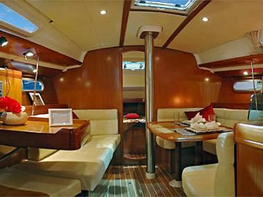 Sun Odyssey 39i (CBM Realtime) - Zadar - Charter ships Croatia