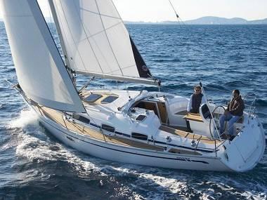 Bavaria 38 Cruiser (CBM Realtime) - Seget Donji - Charter plovila Hrvaška