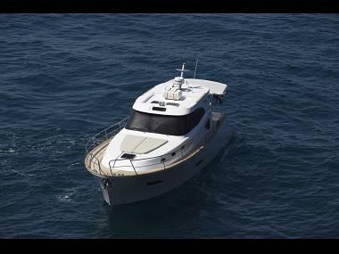 Monachus ISSA 45 (CBM Realtime) - Split - Charter Boote Kroatien