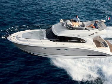 Antares 42 (CBM Realtime) - Punat - Charter hajókHorvátország