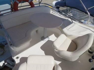 Jeanneau Prestige 32 Fly (CBM Realtime) - Trget - Charter plovila Hrvatska