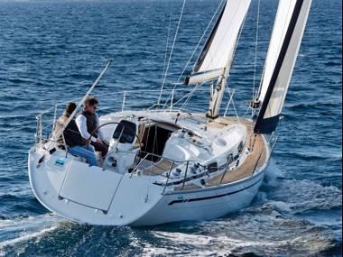 Bavaria Cruiser 34 (CBM Realtime) - Biograd - Charter hajókHorvátország