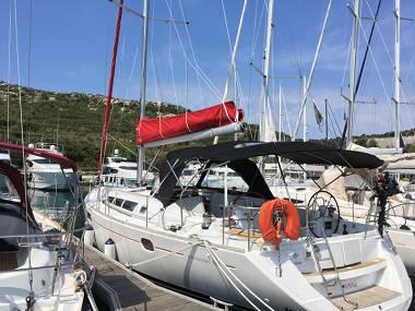 Sun Odyssey 44 i (CBM Realtime) - Primosten - Charter ships Croatia