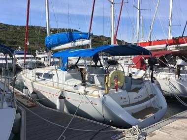 Sun Odyssey 36i (CBM Realtime) - Primosten - Charter hajókHorvátország