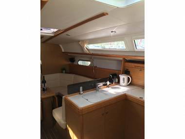 Sun Odyssey 36i (CBM Realtime) - Primosten - Charter Boote Kroatien