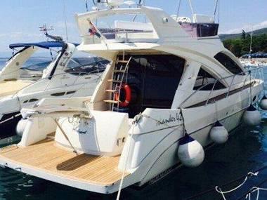 Islander 42 Fly (CBM Realtime) - Seget Donji - Charter Boote Kroatien