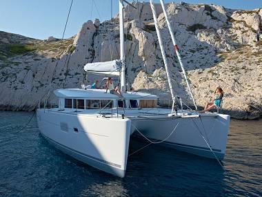 Lagoon 400 S2 (CBM Realtime) - Dubrownik - Czarter statki Chorwacja