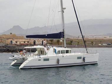 Lagoon 440 (CBM Realtime) - Skradin - Charter navi Croazia