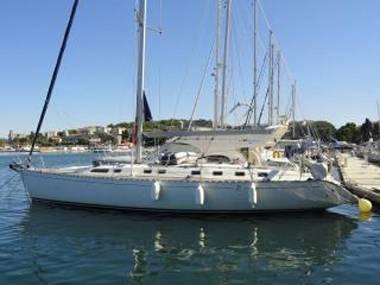 Dufour 50 (CBM Realtime) - Pula - Czarter statki Chorwacja