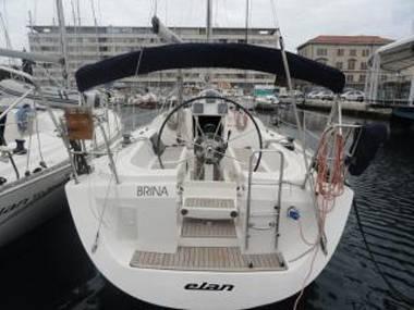 Elan 333 (CBM Realtime) - Пула - Чартер ХорватияХорватия