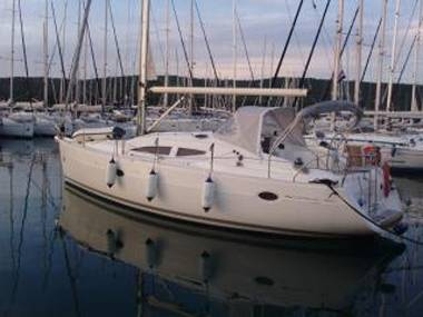 Elan 384 Impression (CBM Realtime) - Pula - Charter ships Croatia