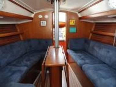 Elan 333 (CBM Realtime) - Pula - Charter boten Kroatië
