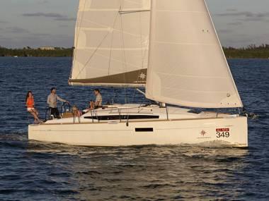 Sun Odyssey 349 (CBM Realtime) - Pula - Charter Boote Kroatien