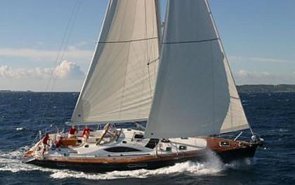 Jeanneau SO 54 DS (code:PLA 268) - Seget Donji - Charter hajókHorvátország