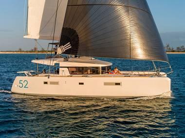 Lagoon 52 (CBM Realtime) - Sukosan - Charter Boote Kroatien
