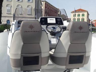 Jeanneau Cap Camarat 7.5 CC (CBM Realtime) - Split - Charter navi Croazia