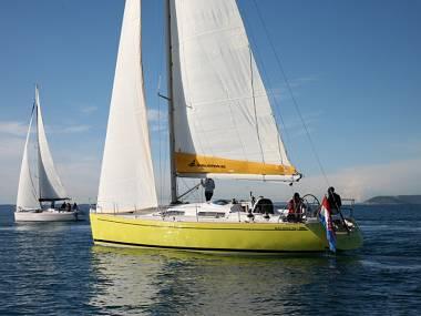 Salona 42 (CBM Realtime) - Kastel Gomilica - Charter plavidlá Chorvátsko