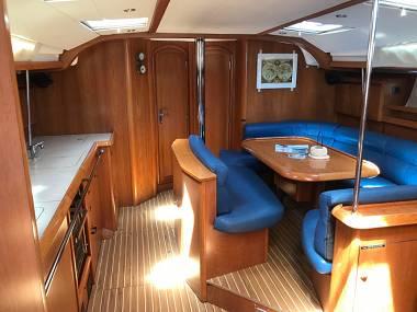 Sun Odyssey 49 (CBM Realtime) - Vodice - Charter embarcation Croatie