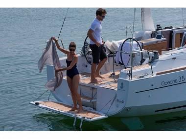 Oceanis 35.1 (CBM Realtime) - Pula - Charter plavidlá Chorvátsko