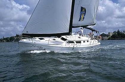 Hunter 44 DS (code:PLA 282) - Seget Donji - Charter Boote Kroatien