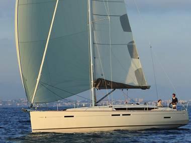 Sun Odyssey 449 (CBM Realtime) - Rogac - Charter navi Croazia