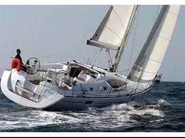Jeanneau 42 DS (CBM Realtime) - Primošten - Charter plovila Hrvaška