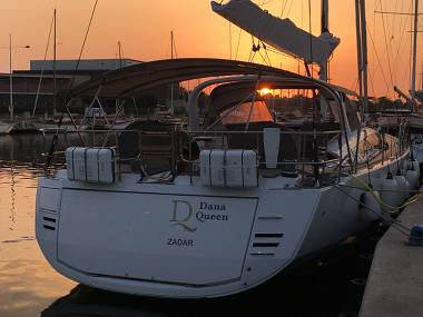 Jeanneau 64 (CBM Realtime) - Sibenik - Charter ships Croatia