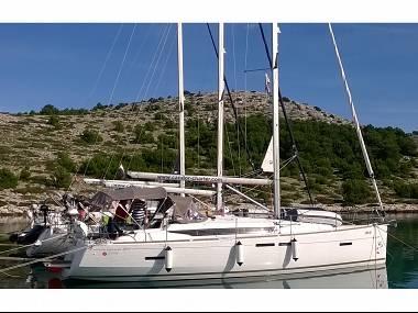 Sun Odyssey 419 (CBM Realtime) - Kastel Gomilica - Charter boten Kroatië