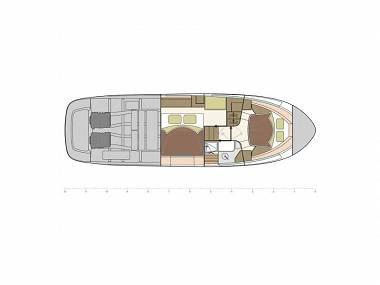 Marex 375 (CBM Realtime) - Sibenik - Charter Boote Kroatien