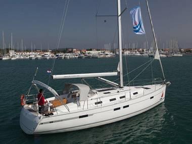 Bavaria 46 Cruiser (CBM Realtime) - Murter - Charter plavidlá Chorvátsko