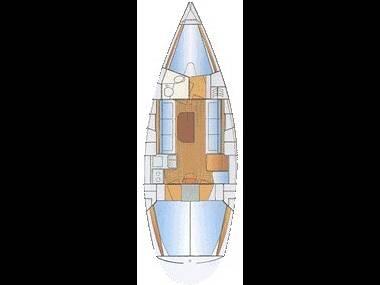 Bavaria 34 (CBM Realtime) - Rogoznica - Charter ships Croatia
