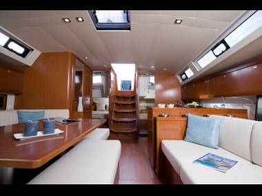 Oceanis 45 (CBM Realtime) - Trogir - Charter ships Croatia
