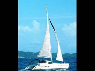 Lagoon 42 (CBM Realtime) - Sukosan - Charter ships Croatia