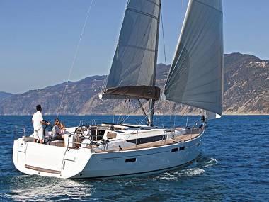 Sun Odyssey 479 (CBM Realtime) - Sukosan - Charter ships Croatia