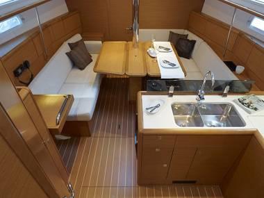 Sun Odyssey 389 (CBM Realtime) - Sukosan - Charter boten Kroatië