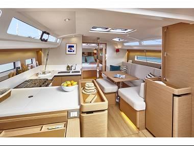 Sun Odyssey 440 (CBM Realtime) - Pula - Charter boten Kroatië